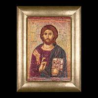 Набор для вышивки крестом 476А Христос Вседержитель. Christ Pantocrator  (Теа Гувернер)