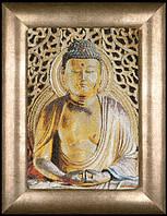 Набор для вышивки крестом 532А Будда. Buddha (Теа Гувернер)