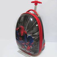 """Детский чемодан дорожный на колесах """"Josef Otten"""" Spider Man 520203"""