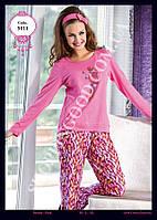 Женская пижама Anit 5011, костюм домашний с брюками