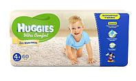 Подгузники Huggies для мальчиков Ultra Comfort 4+ (10-16 кг) 60 шт.