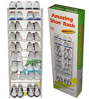 Полка для обуви | Стеллаж на 20 пар | Amazing Shoe Rack