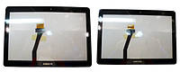 Сенсорный экран для Samsung P5100 /  P5110  / P5113 Original Black