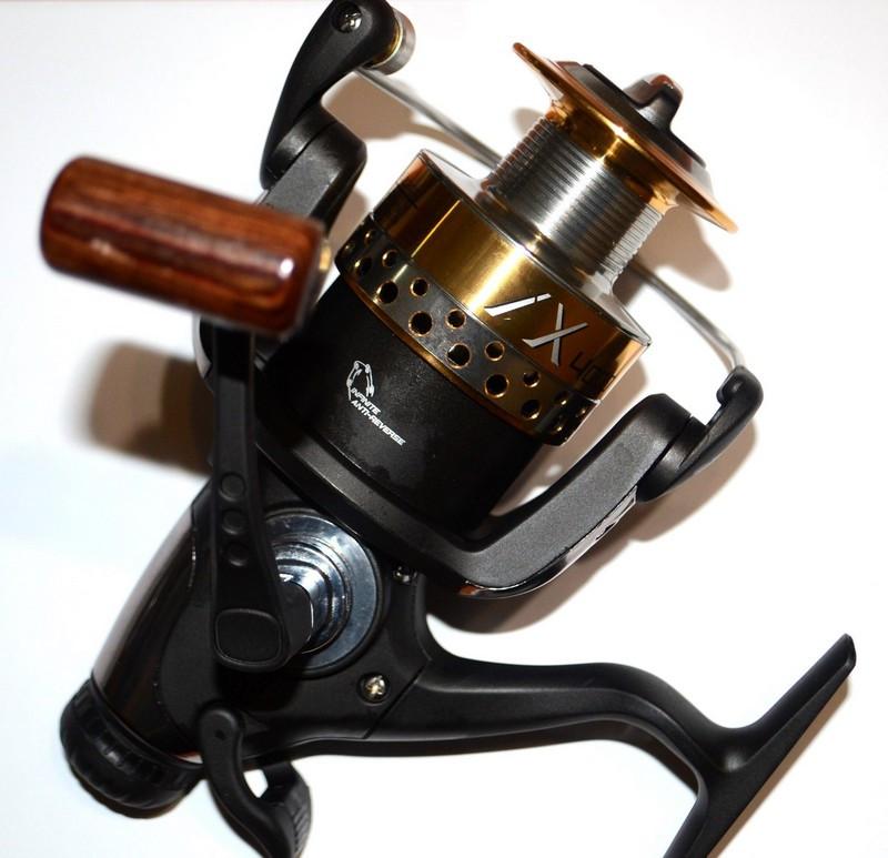 катушка рыболовная golden bx 3000