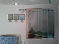 Шторка,занавеска в ванную комнату Miranda(crown)