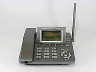 Телефон домашний под замену АКБ KXT 9228, телефон с автоответчиком, телефонный проводной аппарат
