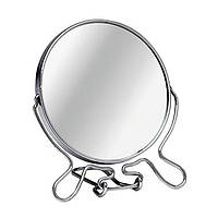 Зеркало настольное круглое, 17 см