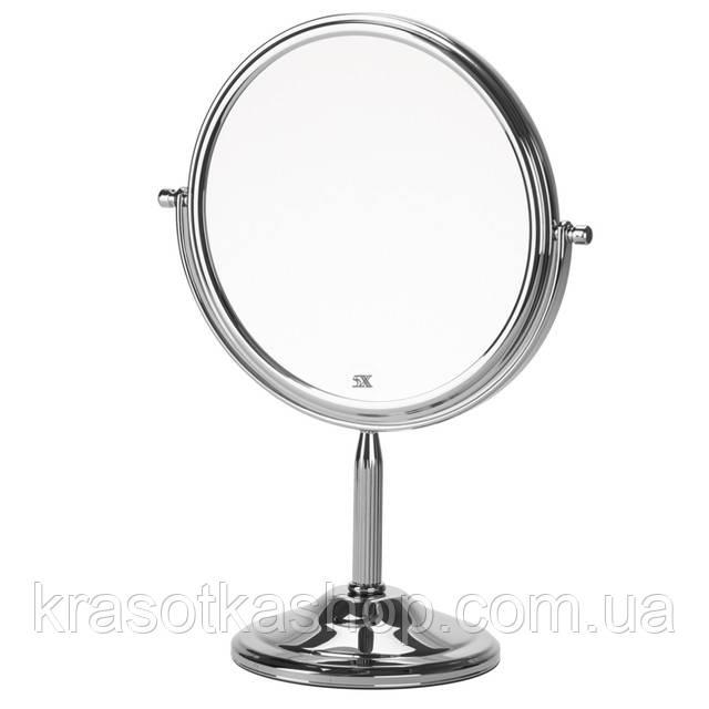 Зеркало для макияжа настольное на ножке