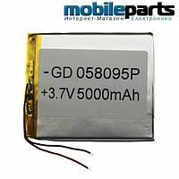 Универсальный внутренний аккумулятор 05x80x95 (5000MAH 3,7V)