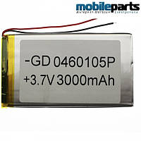 Универсальный внутренний аккумулятор 04x60x105 (3000MAH 3,7V)