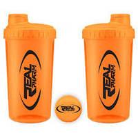 Шейкер Real Pharm Shaker (700ml neon orange)
