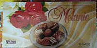 Немецкие шоколадные конфеты ассорти Melanie Palace в подарочной коробке 400 грамм
