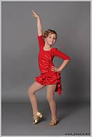 Юбка  детская для бальных танцев «Цыпа»
