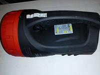 Переносной фонарь-прожектор светодиодный на аккумуляторе.