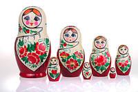 РУССКАЯ МАТРЁШКА - СИМВОЛ СЕМИ ТЕЛ ЧЕЛОВЕКА
