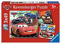 Пазл Тачки - Чемпионат мира (49 эл ) Ravensburger (RSV-092819)