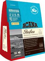 Acana  Pacifica Dog 13кг-беззерновой гипоаллергенный корм для собак