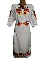 "Жіноче вишите плаття ""Марджі"" (Женское вышитое платье ""Марджи"") PN-0024"