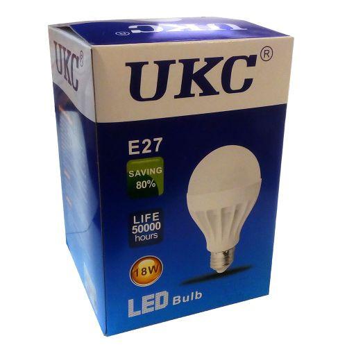 10шт Светодиодная LED лампочка UKC Light E27 18W