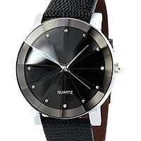 Кварцевые наручные часы с граненым стеклом Bussola Fashion