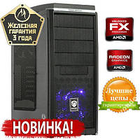 ГЕЙМЕР 6 ЯДЕР по 3.9 + 8 Gb + RADEON 7790 1Gb DDR5