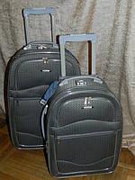 Комплект чемоданов  Меркури (Mercury) -темносерых (возможно разных цветов)