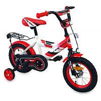 Велосипед детский 2-х колесный Alexis 14 красный
