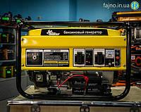 Бензиновый генератор Кентавр КБГ 258Э (2,5 кВт) с электростартером, фото 1
