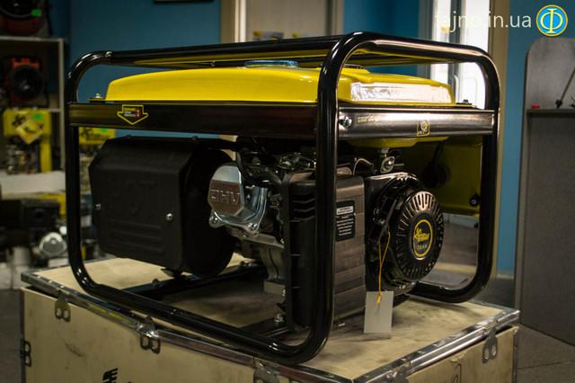 Бензиновый генератор Кентавр КБГ 258Э фото 6