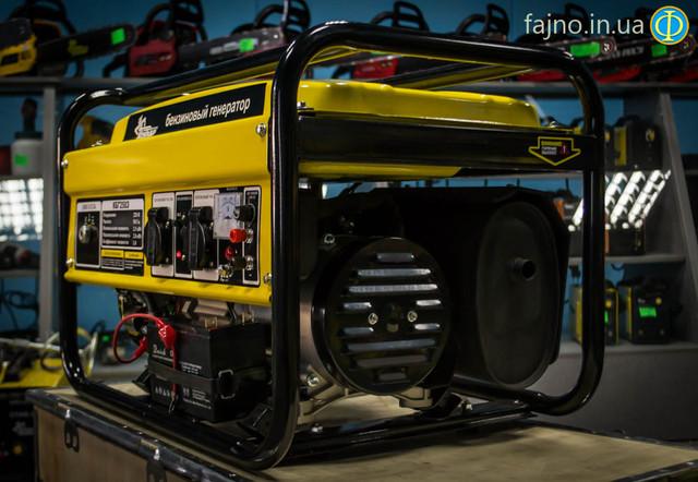 Бензиновый генератор Кентавр КБГ 258Э фото 13