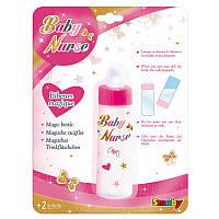 Магическая бутылочка для кормления куклы Baby Nurse Smoby 220306M