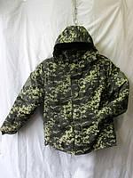 Куртка бушлат армейский березка