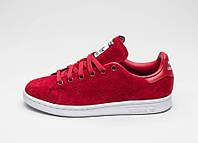 Кроссовки Adidas Stan Smith Red/White 2