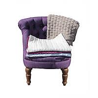 Кресло Саванна, фиолетовое , ТМ Прованс