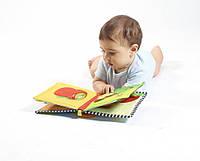 """Развивающая книжечка """"Мое первое знакомство"""" для детей с 0 мес. ТМ Tiny Love 1109600458"""