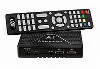Спутниковый цифровой DVB-S2 ресивер U2C A1 A1ternativa