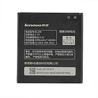 Аккумулятор для Lenovo A760, аккумуляторная батарея (акб BL209 )