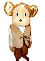 Детский новогодний костюм  Обезьянка-мальчик