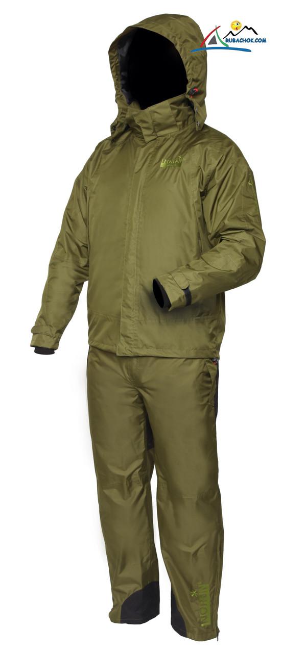непромокаемые костюмы для рыбалки норфин