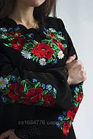 Платья с вышивкой и перфорацией