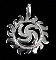 Символ Рода в Солнышке 2