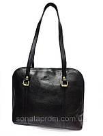 Кожаная женская сумка Hexagona 110469