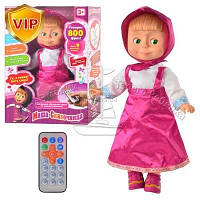 Интерактивная кукла Маша-сказочница с р/у ММ 4614 (800 фраз)