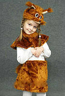 """Детский карнавальный костюм """"Белочка"""""""