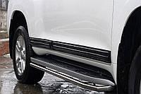 Молдинги на двери Toyota LC Prado 150 2009-2013 г.в. Тойота Прадо 150