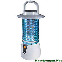 Лампа для уничтожения насекомых с аккумулятором Swissinno Solutions