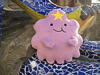 Мягкая игрушка - подушка принцесса Пупырка Время приключений