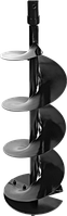 Бур IRON ANGEL диаметром 200 мм (для мотобура MD3353)