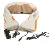 Массажер для шеи и спины - массажный воротник ZENET ZET-757  выполнит два вида массажа одновременно!