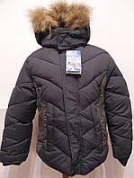 Куртка зимняя для мальчиков с жилеткой на меху